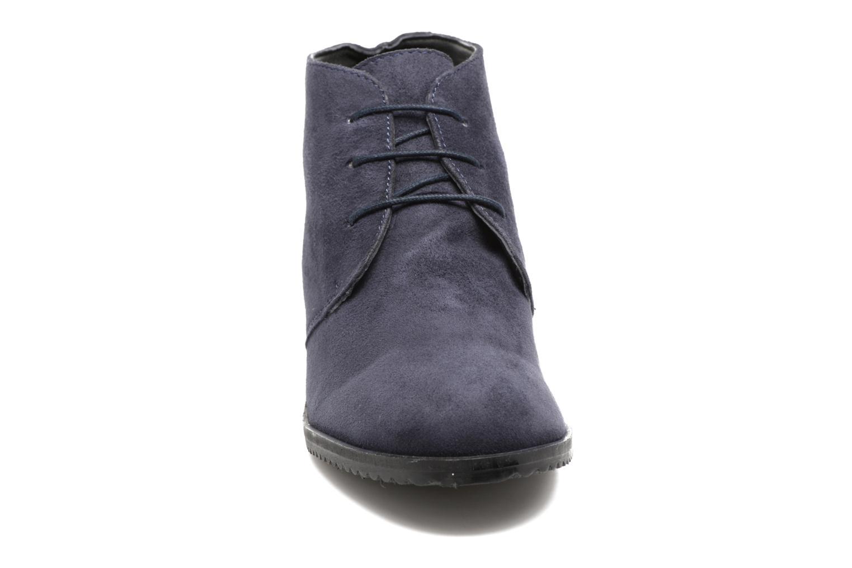 Bottines et boots Hush Puppies Colali Bleu vue portées chaussures