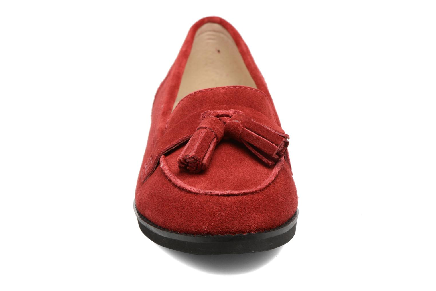 Mocassins Hush Puppies Amya Rood model