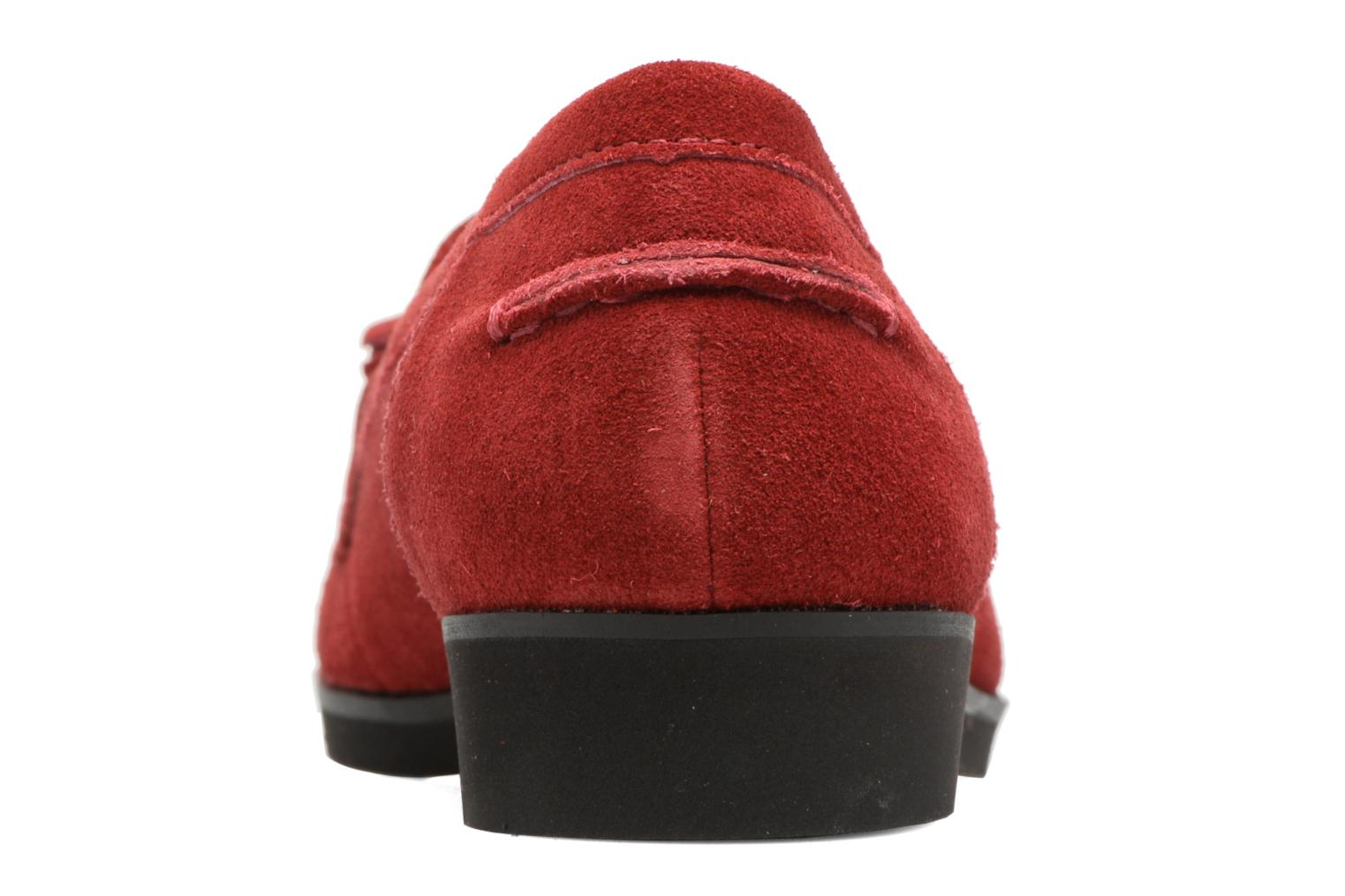 Mocassins Hush Puppies Amya Rood rechts