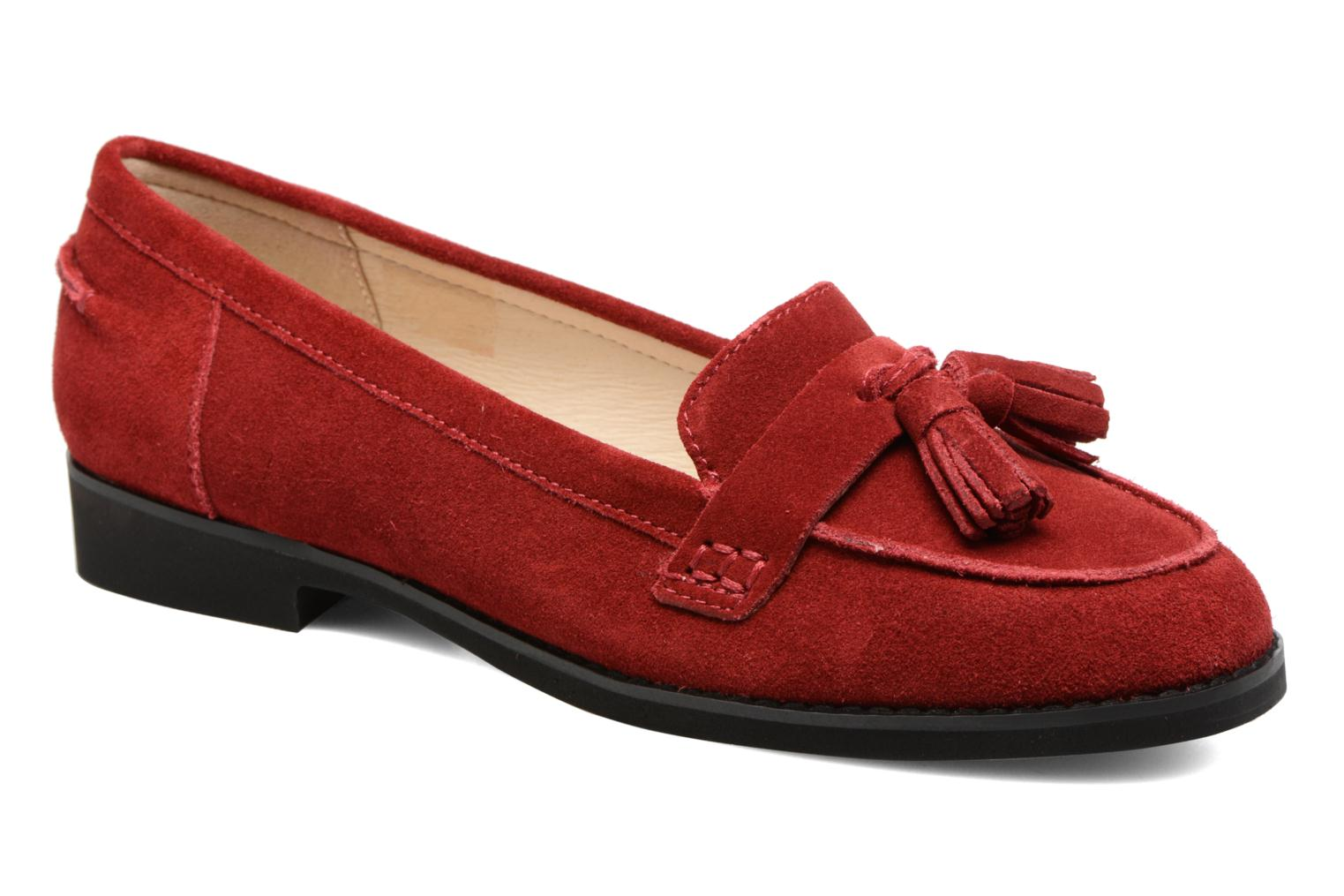 Mocassins Hush Puppies Amya Rood detail