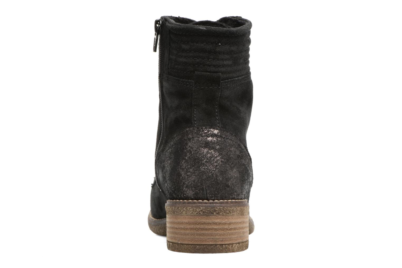 Bottines et boots Tamaris Erressea Noir vue droite