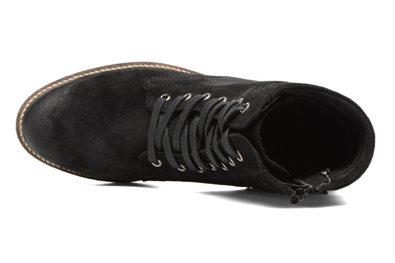 Bottines et boots Tamaris Erressea Noir vue gauche