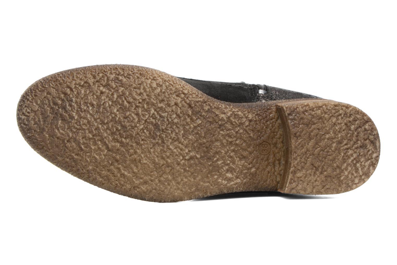Bottines et boots Tamaris Erressea Noir vue haut
