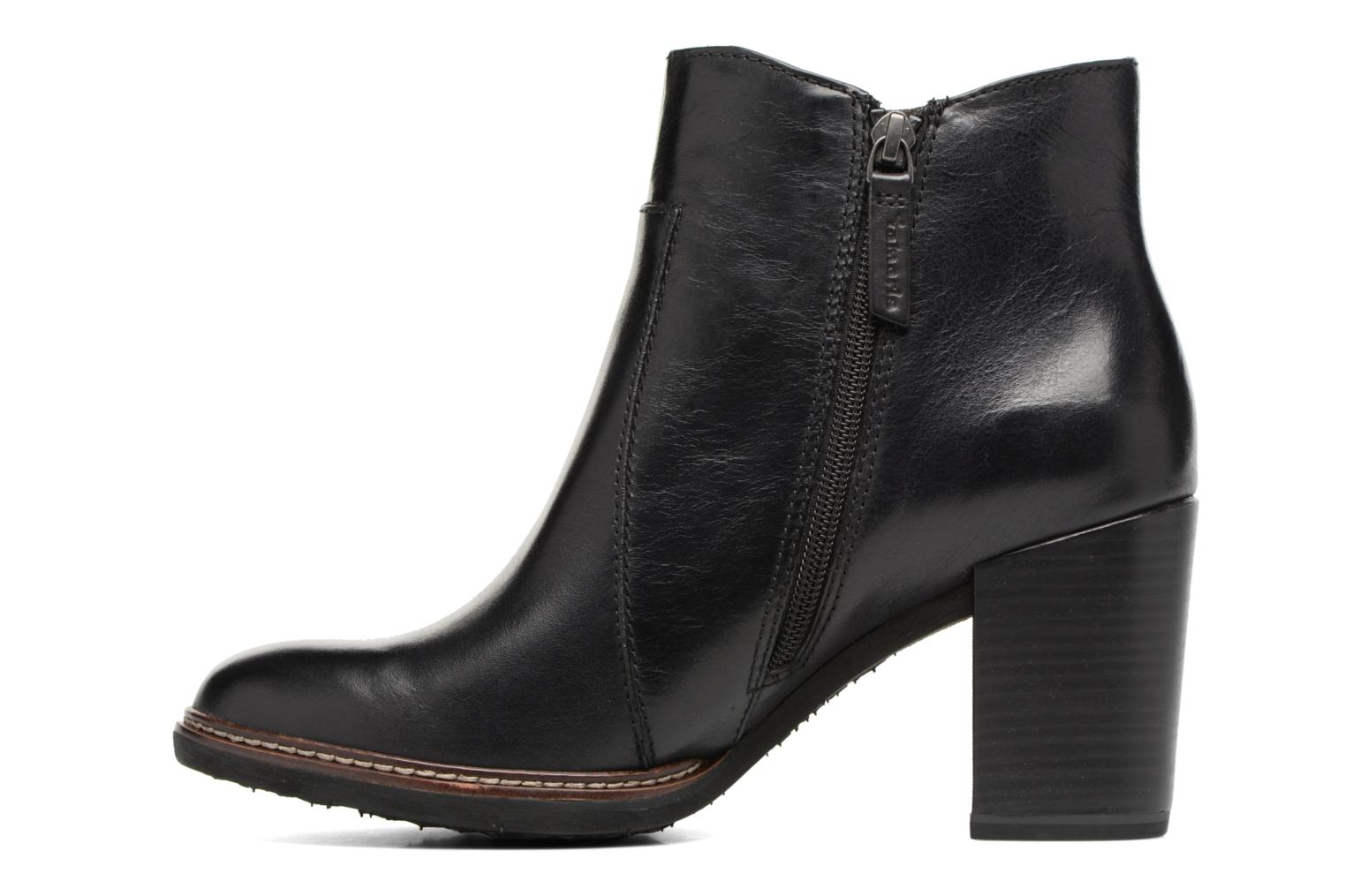 Ankle boots Tamaris Aeglas Black front view