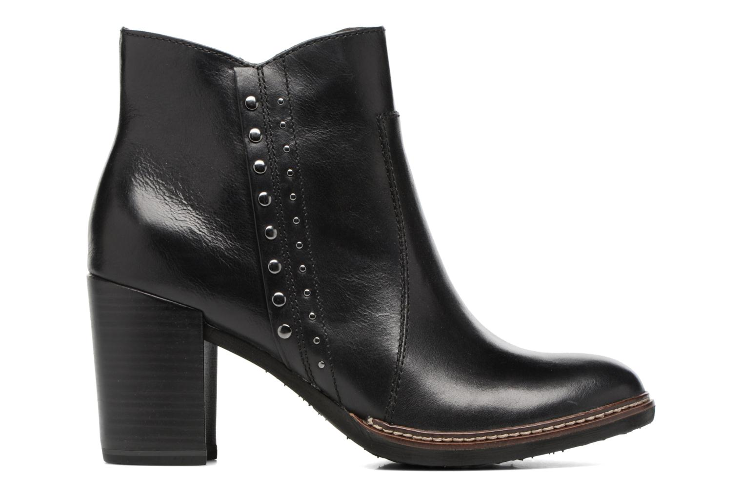 Ankle boots Tamaris Aeglas Black back view