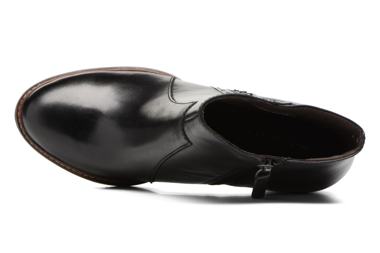 Bottines et boots Tamaris Aeglas Noir vue gauche