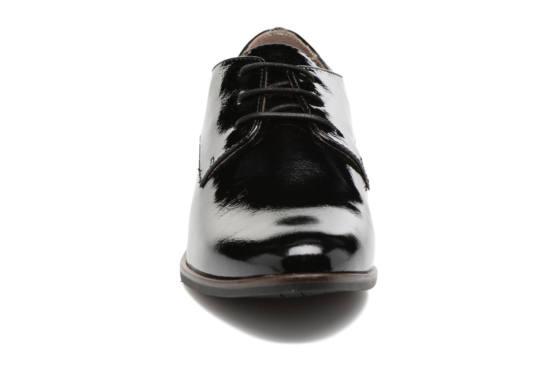Chaussures à lacets Tamaris Bacha Noir vue portées chaussures