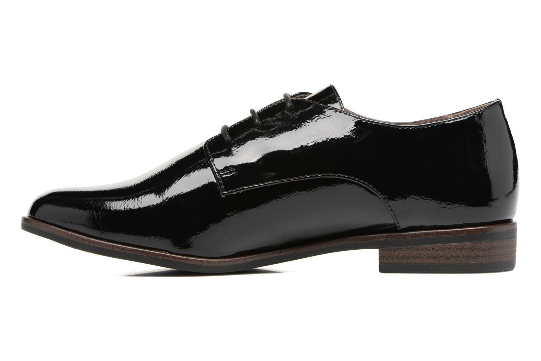 Chaussures à lacets Tamaris Bacha Noir vue face