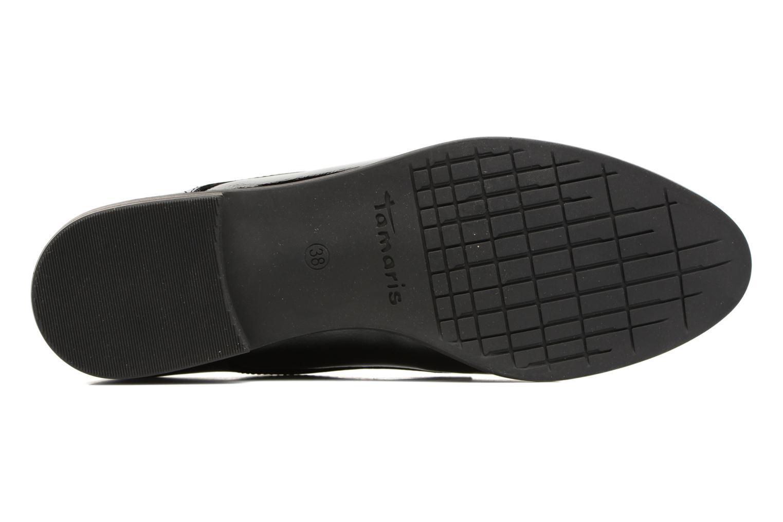 Chaussures à lacets Tamaris Bacha Noir vue haut