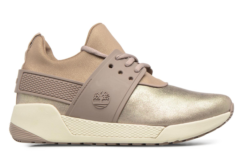 Sneaker Timberland Kiri Fly Chukka gold/bronze ansicht von hinten