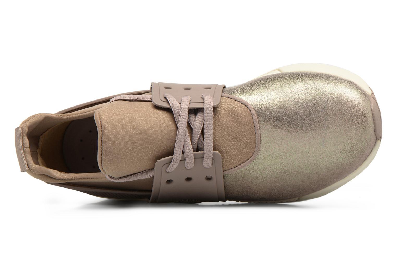 Sneaker Timberland Kiri Fly Chukka gold/bronze ansicht von links