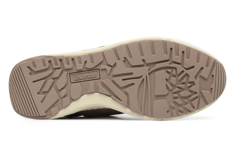 Sneaker Timberland Kiri Fly Chukka gold/bronze ansicht von oben