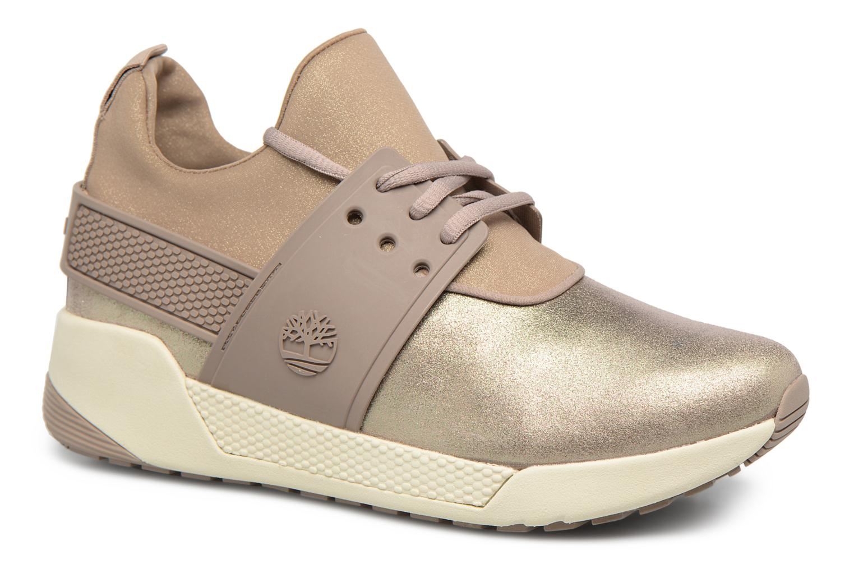 Sneaker Timberland Kiri Fly Chukka gold/bronze detaillierte ansicht/modell