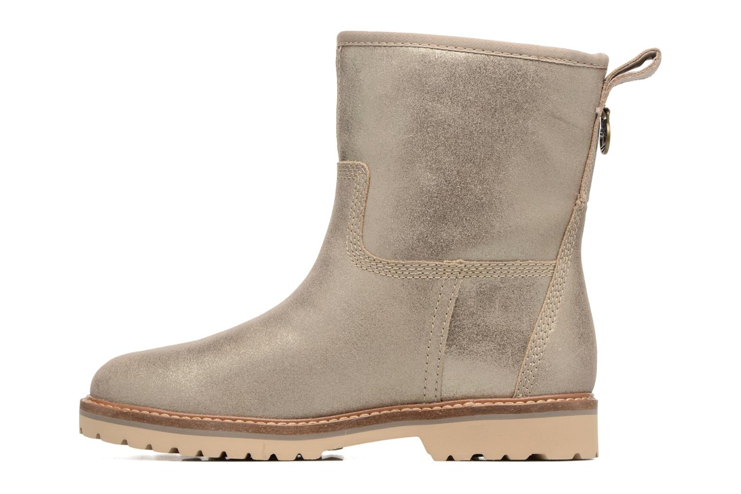 Bottines et boots Timberland Chamonix Valley Winter Boot Or et bronze vue face