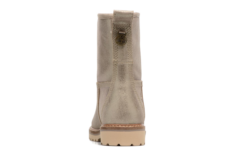 Bottines et boots Timberland Chamonix Valley Winter Boot Or et bronze vue droite