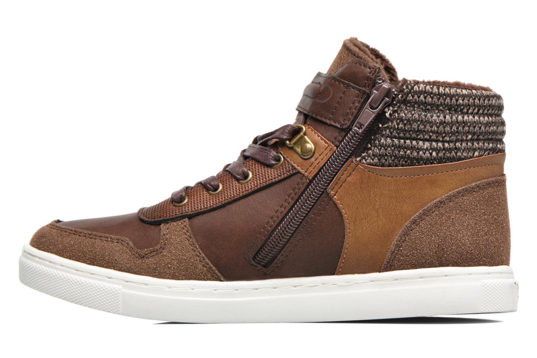 Gaspard Dark Brown