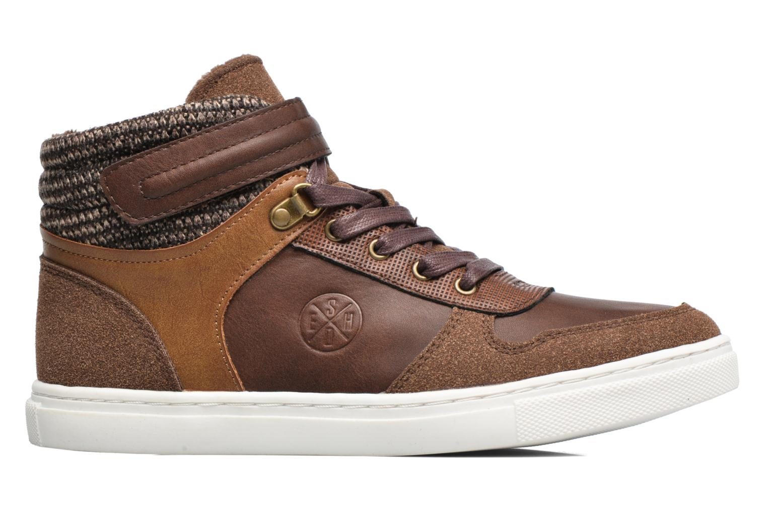 Gaspard Dark Brown