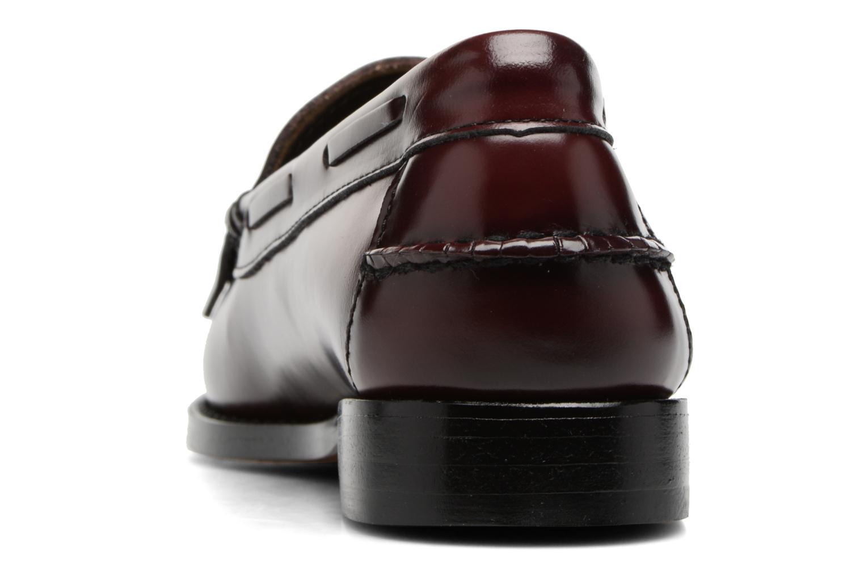 Weejun WMN Esther Kiltie 0NN Wine Leather
