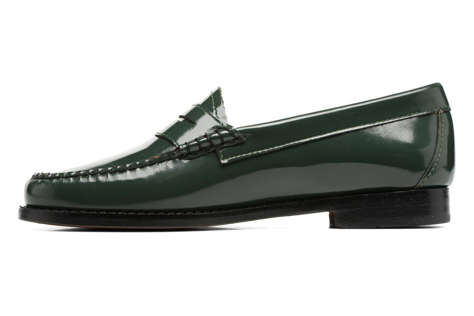 Weejun WMN Penny Wheel 1SP Spruce Patent Leather
