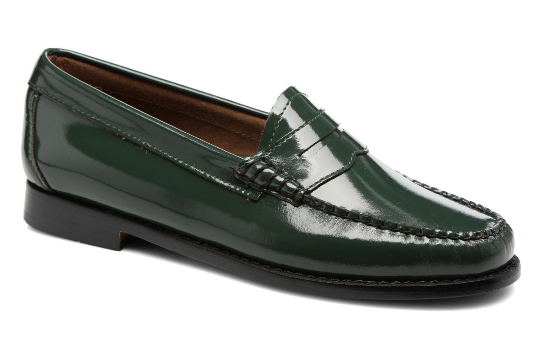 Moda barata y hermosa G.H. Bass Weejun WMN Penny Wheel (Verde) - Mocasines en Más cómodo