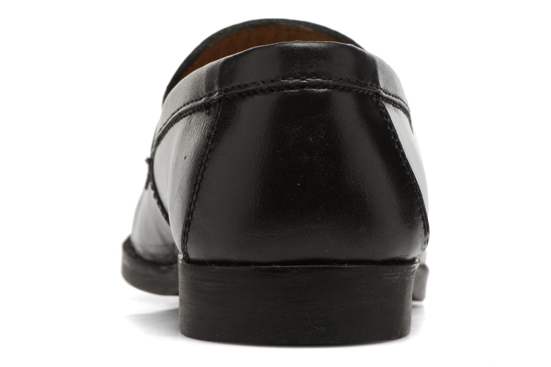 Slipper Xti 54046 schwarz ansicht von rechts