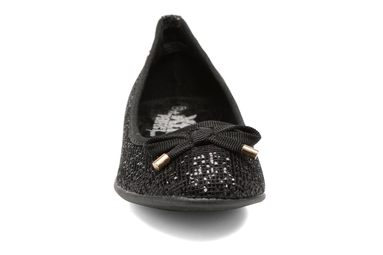 Bailarinas Xti 55092 Negro vista del modelo
