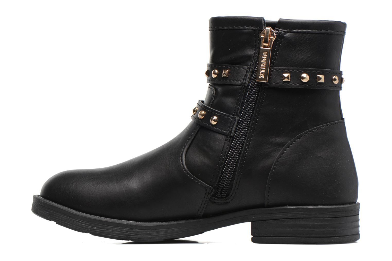 Bottines et boots Xti 55104 Noir vue face