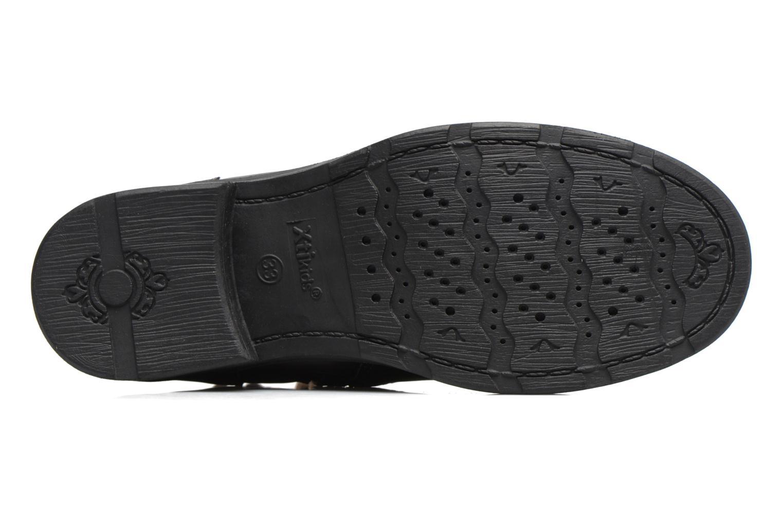 Bottines et boots Xti 55104 Noir vue haut