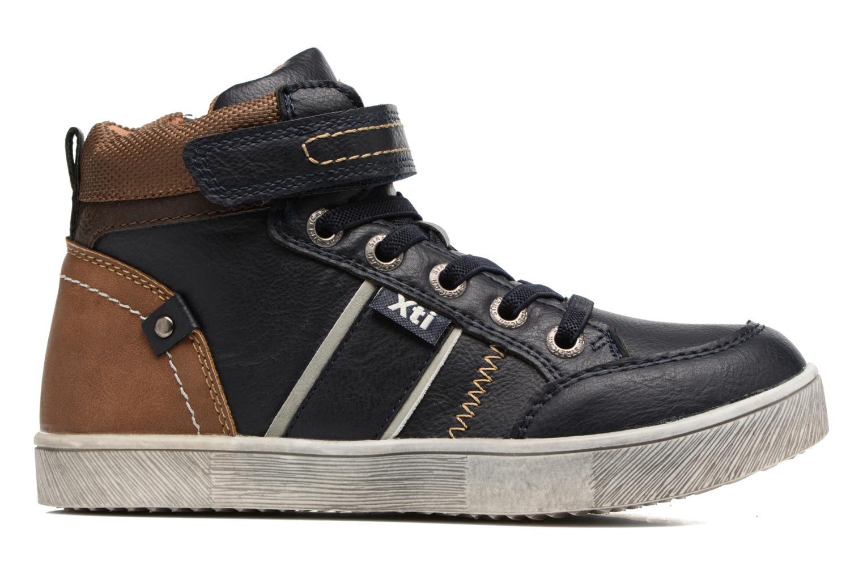 Sneaker Xti 55171 blau ansicht von hinten