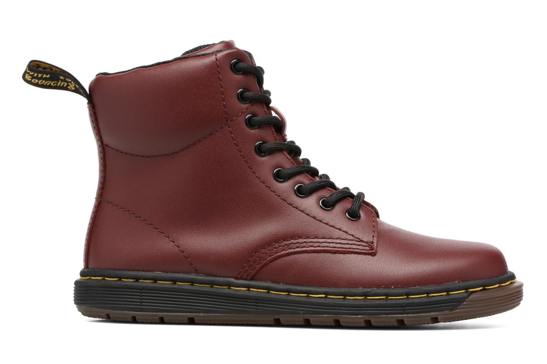 Bottines et boots Dr. Martens Malky J Bordeaux vue derrière