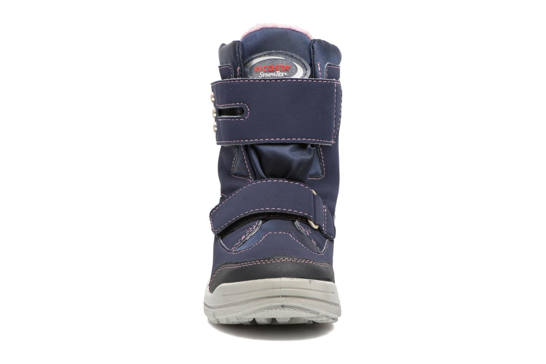 Sportschuhe Ricosta Silke blau schuhe getragen