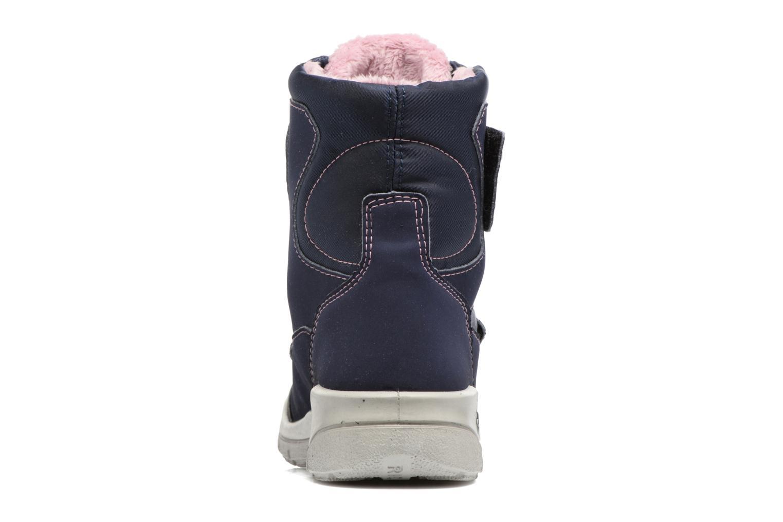 Zapatillas de deporte Ricosta Silke Azul vista lateral derecha