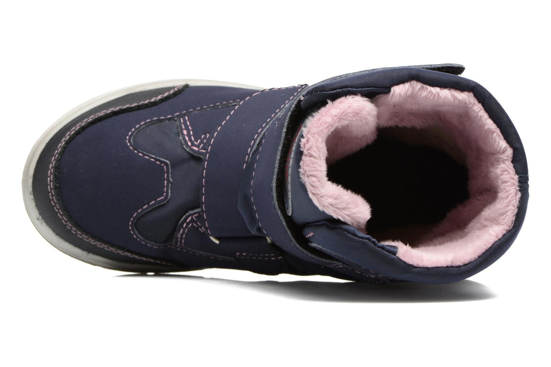 Sportschuhe Ricosta Silke blau ansicht von links