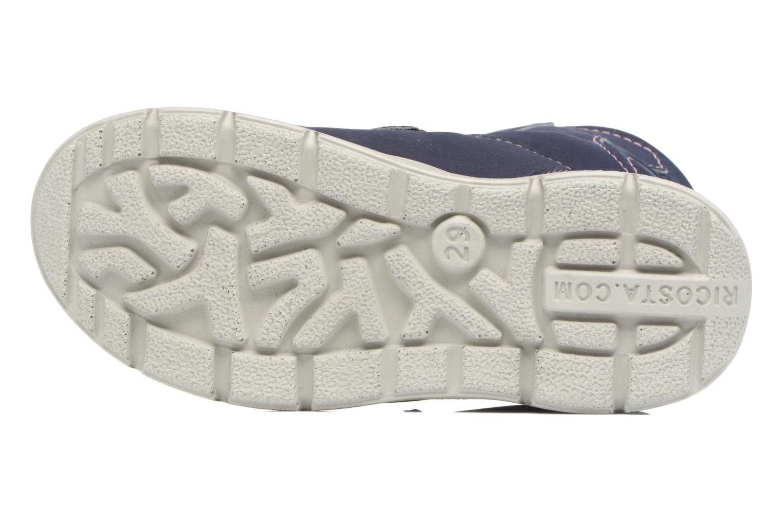 Chaussures de sport Ricosta Silke Bleu vue haut