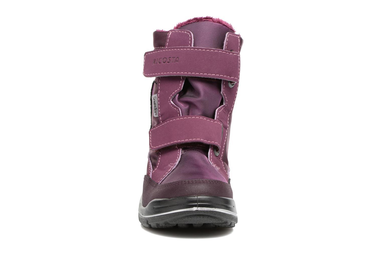 Chaussures de sport Ricosta Annika Violet vue portées chaussures