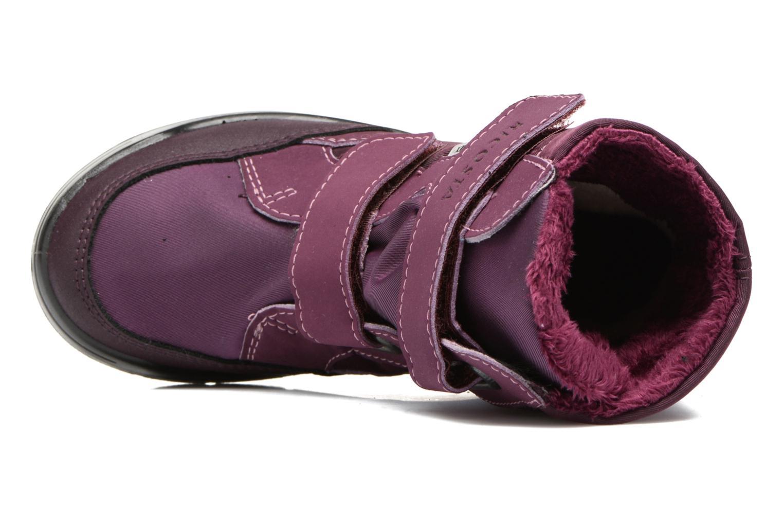 Chaussures de sport Ricosta Annika Violet vue gauche