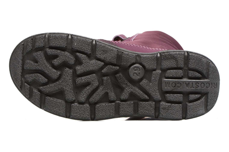Chaussures de sport Ricosta Annika Violet vue haut