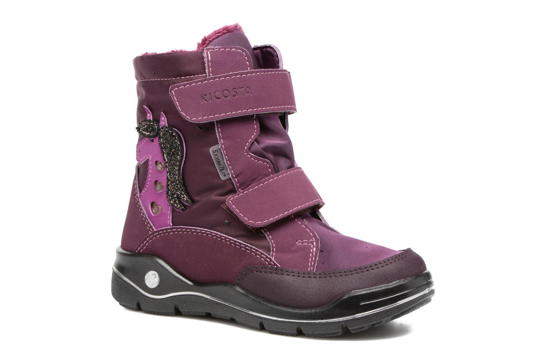 Chaussures de sport Ricosta Annika Violet vue détail/paire