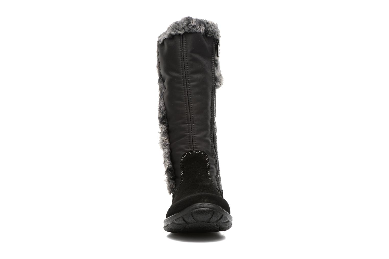 Sportschuhe Ricosta Haley-tex schwarz schuhe getragen