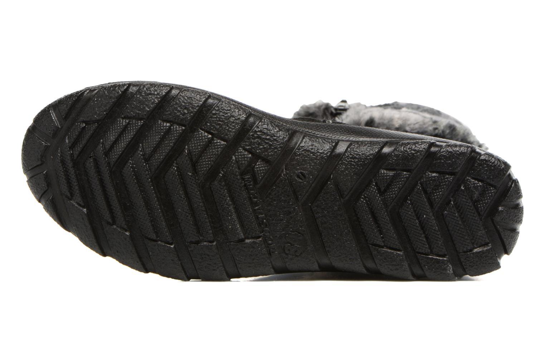 Zapatillas de deporte Ricosta Haley-tex Negro vista de arriba