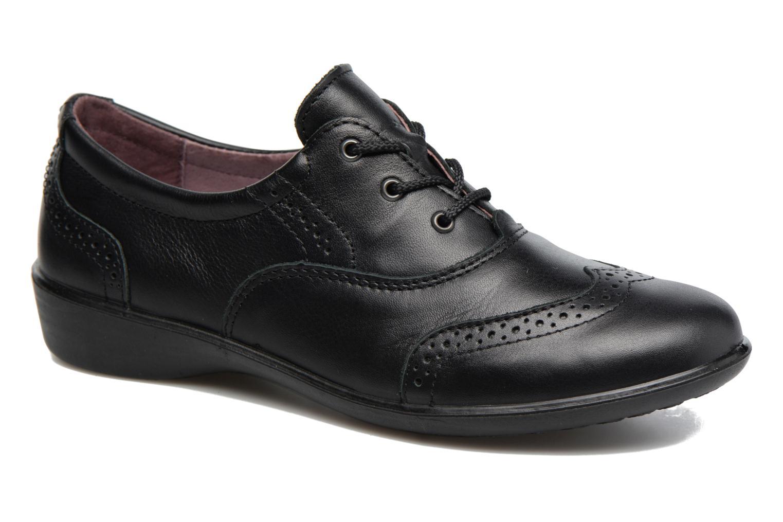 Chaussures à lacets Ricosta Kate Noir vue détail/paire