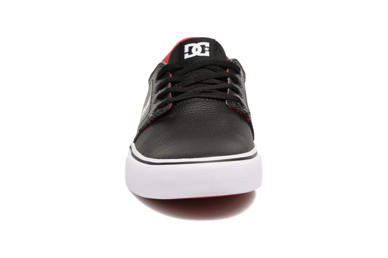 Baskets DC Shoes Trase M Noir vue portées chaussures