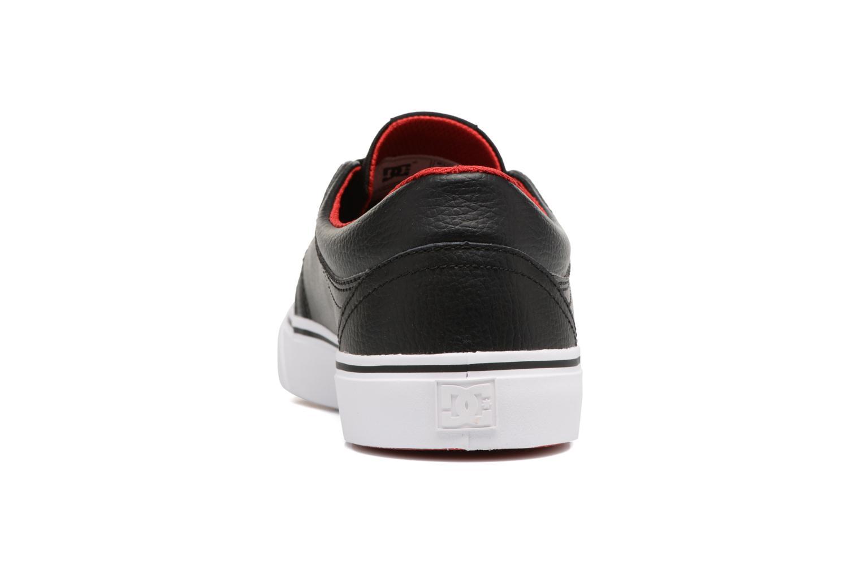 Baskets DC Shoes Trase M Noir vue droite