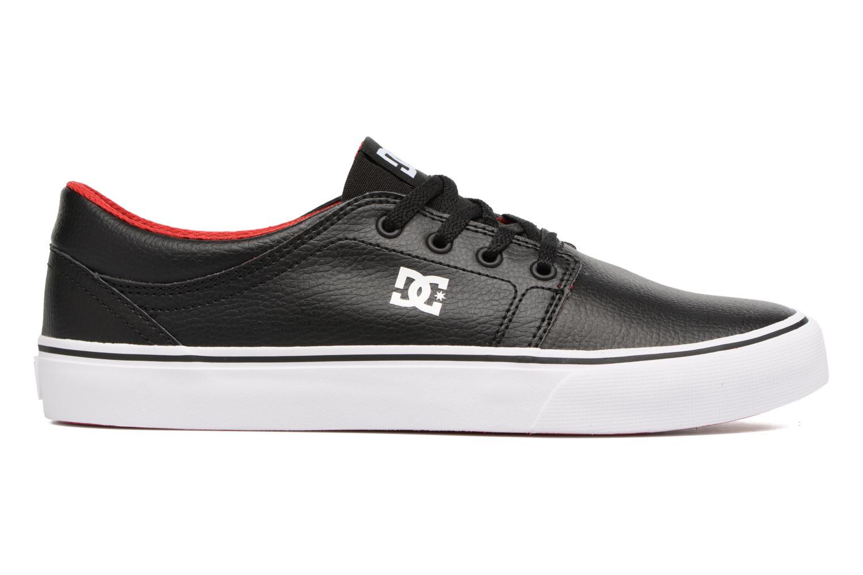 Baskets DC Shoes Trase M Noir vue derrière