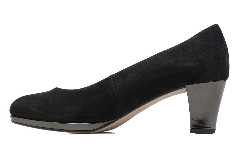 Zapatos de tacón Gabor Jeanna Negro vista de frente