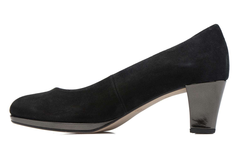 High heels Gabor Jeanna Black front view