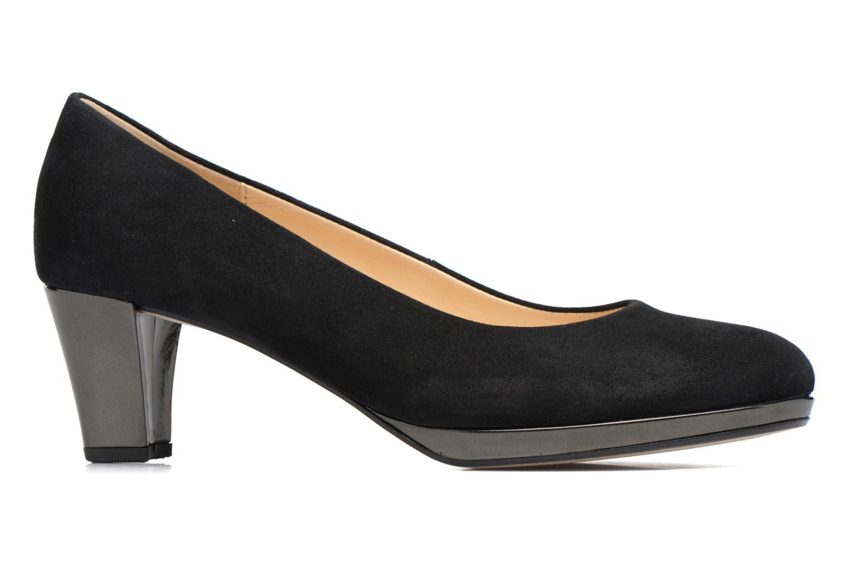 Zapatos de tacón Gabor Jeanna Negro vistra trasera