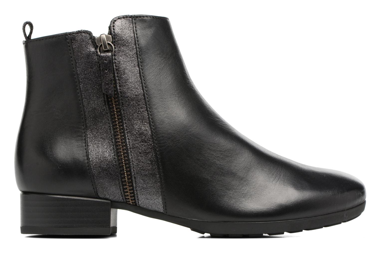 Bottines et boots Gabor Paola Noir vue derrière