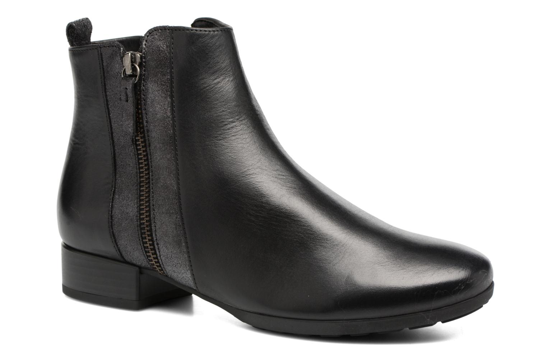 Bottines et boots Gabor Paola Noir vue détail/paire