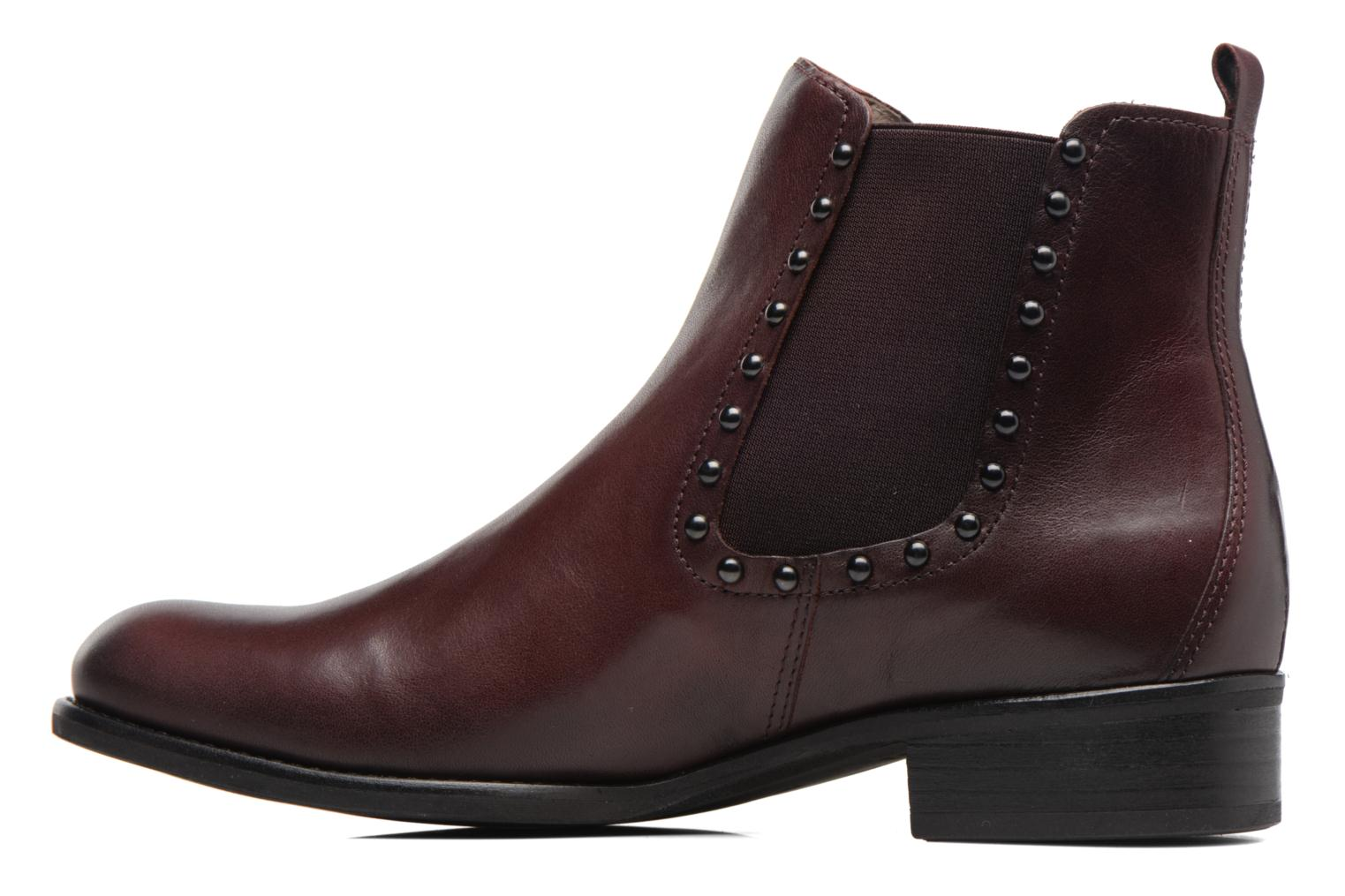 Ankle boots Gabor Angy Burgundy front view